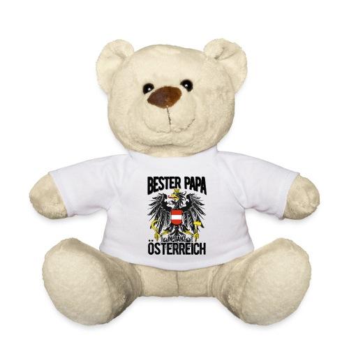 BESTER PAPA ÖSTERREICH - Geschenk Vatertag Cool - Teddy