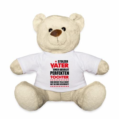10 Stolzer Vater einer Perfekten Tochter - Teddy