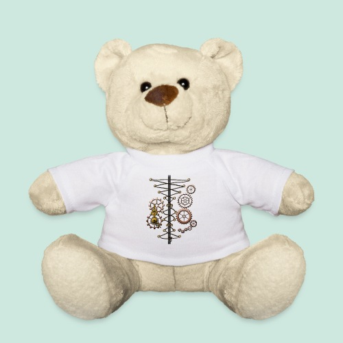 corset and cogs - Teddy Bear