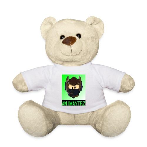 AN1MAYTRZ logo + title - Teddy Bear