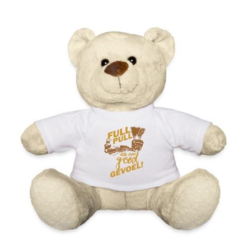 full pull duotone - Teddy