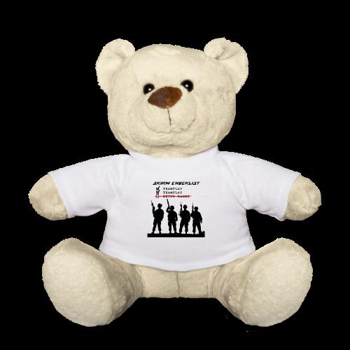Skirm Checklist - Teddy
