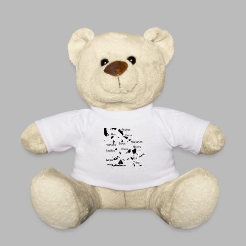 Kykladen Griechenland Crewshirt - Teddy