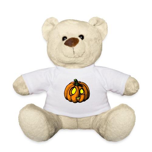 Pumpkin Halloween scribblesirii - Teddybjørn
