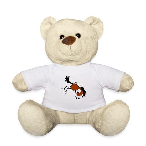 buckelndes Pferd - Teddy
