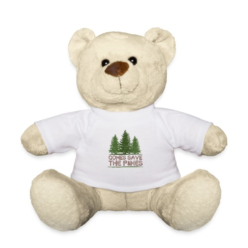 Gones save the pines - Nounours