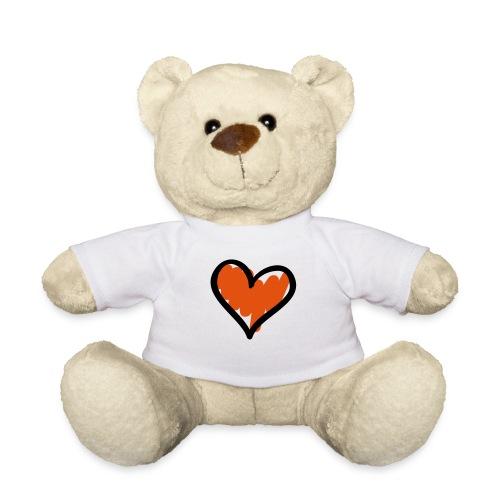 Heart Symbol Pixellamb - Teddy