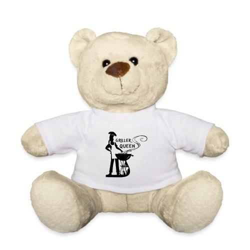 Griller Queen Grill Meister BBQ Shirt Geschenk - Teddy