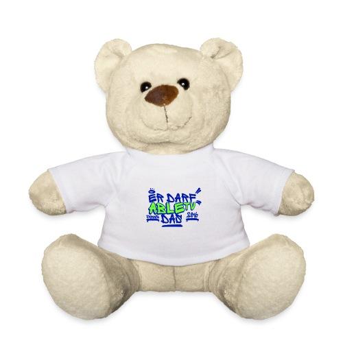 AbleTV Grafitti Logo Marken Shirt (Er Darf Das) - Teddy