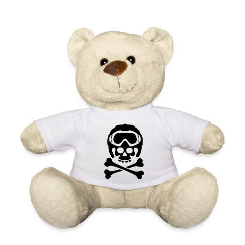 snowboard totenkopf1 - Teddy