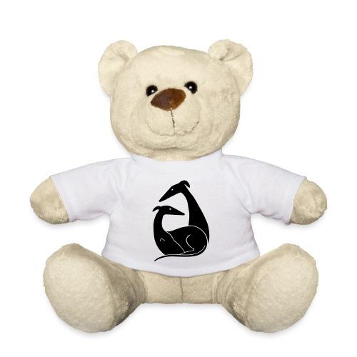 Windhundpaar - Teddy