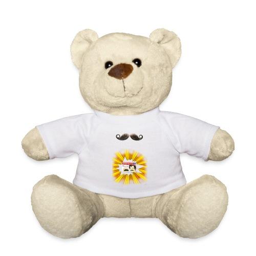 Moustache ad - Teddy Bear