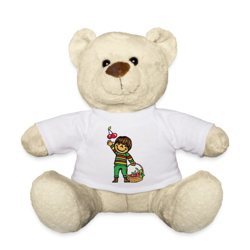 07 kinder kapuzenpullover hinten - Teddy