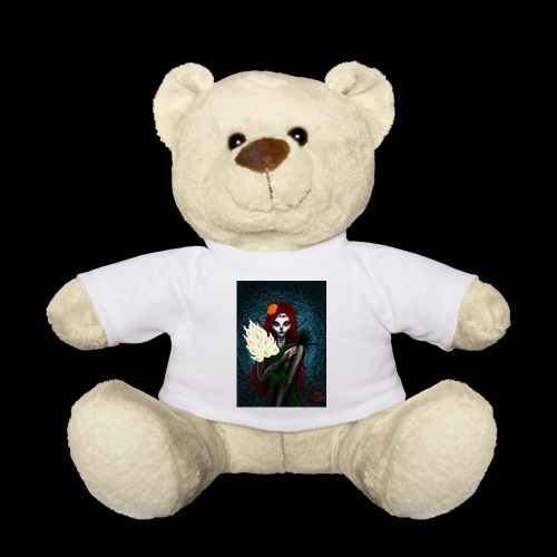 Death and lillies - Teddy Bear