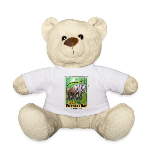 Welt-Elefanten-Tag 12. August 2019 - Teddy