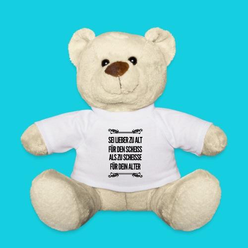 alte Weisheit - Teddy