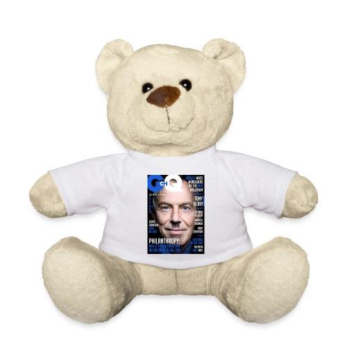 GCHQ Magazine - Teddy Bear