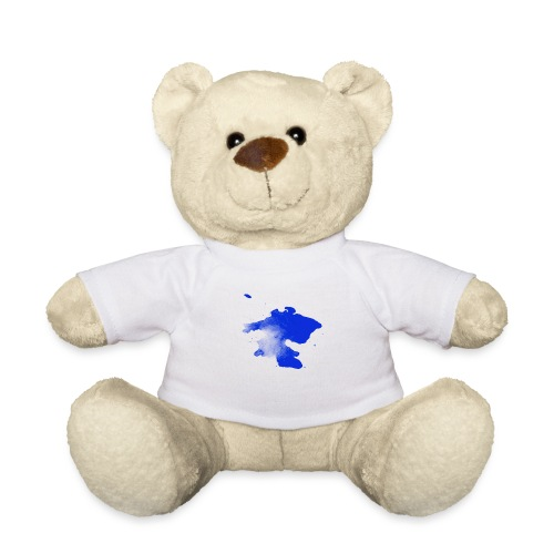 ink splatter - Teddy Bear
