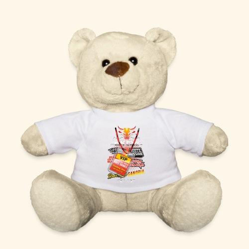 lustiges Sauftour-Shirt Booze Cruize - Teddy