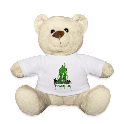 Together love nature by T-shirt chic et choc - Nounours