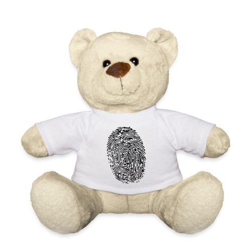 Fingerabdruck - Teddy