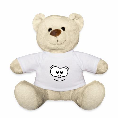 Gesicht fröhlich - Teddy