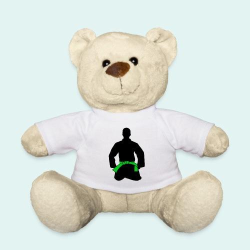 Judo Grüngurt - Teddy