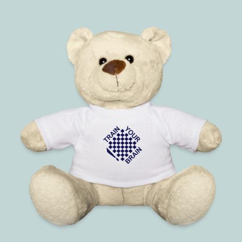 train your brain einfaerbig - Teddy