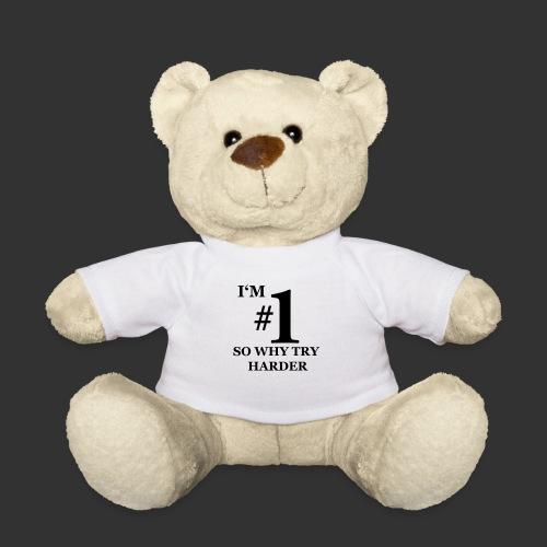 T-shirt, I'm #1 - Nallebjörn