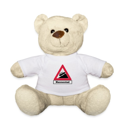 brattv nannestad a png - Teddybjørn