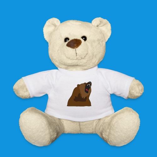 Growling Bear - Teddy Bear