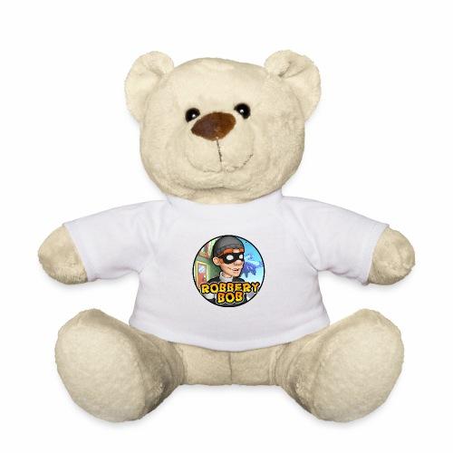 Robbery Bob Button - Teddy Bear