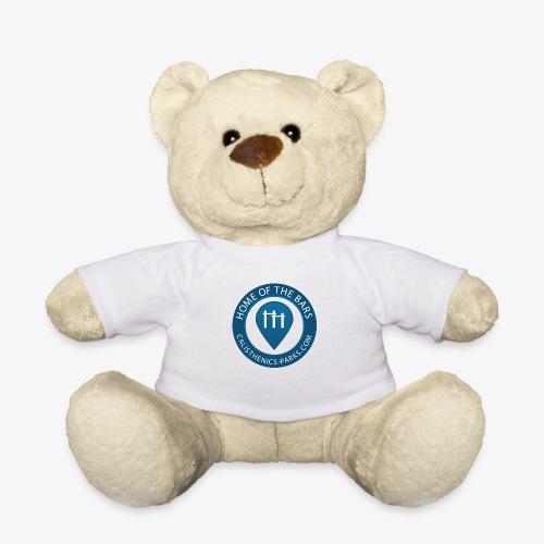 Calisthenics Parks Logo - Teddy Bear