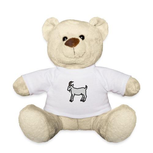 Ged T-shirt dame - Teddybjørn