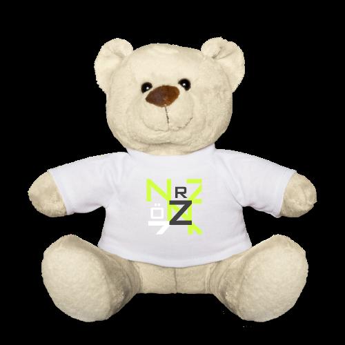 Nörthstat Group™ Clear Transparent Main Logo - Teddy Bear