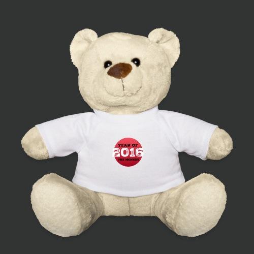 2016 year of the monkey - Teddy Bear