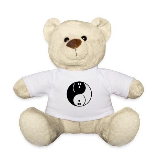 Bowling Yin-Yang - Teddy Bear