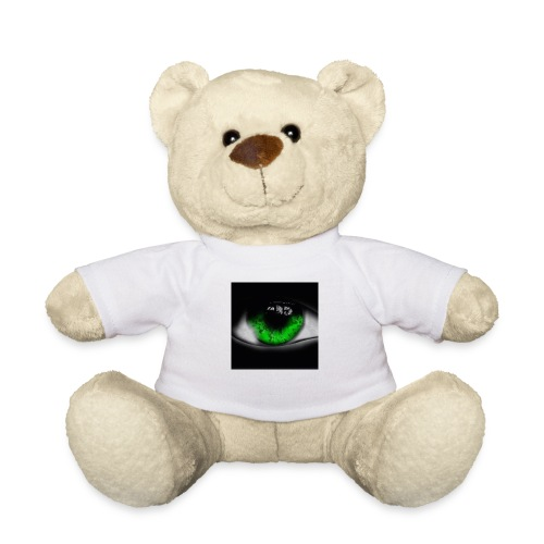 Green eye - Teddy Bear