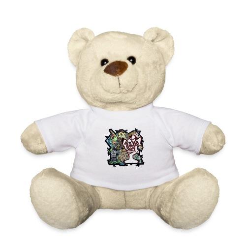 Transparent Connections - Teddy Bear