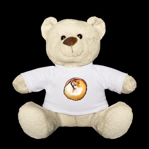 Hooded Rat - silver fawn - Teddy Bear