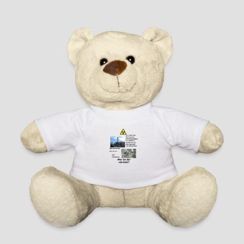 no nuclear button (German) Wer ist der Nächste? - Teddy Bear