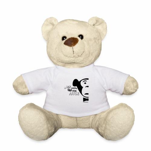 #WIRmachenUNSzumAFFEN - Teddy