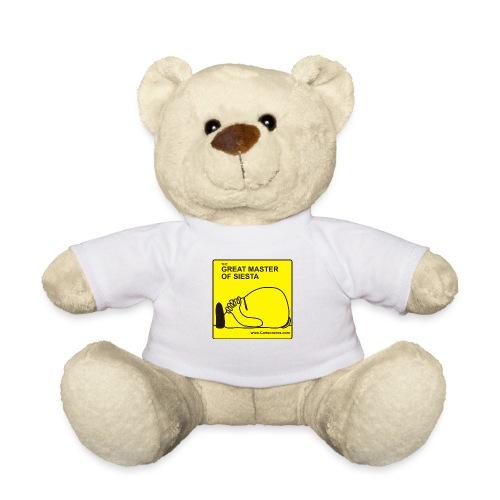 Great Master of Siesta - Teddy Bear