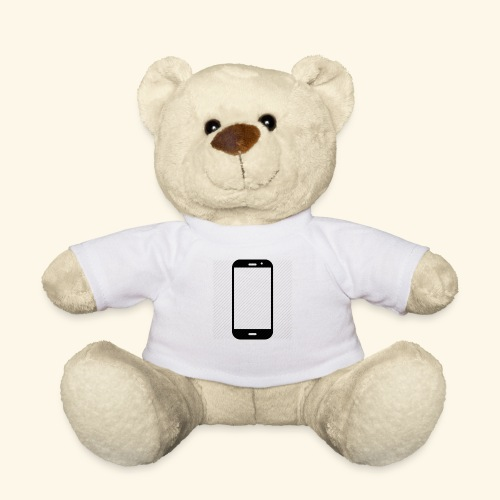 Phone clipart - Teddy Bear