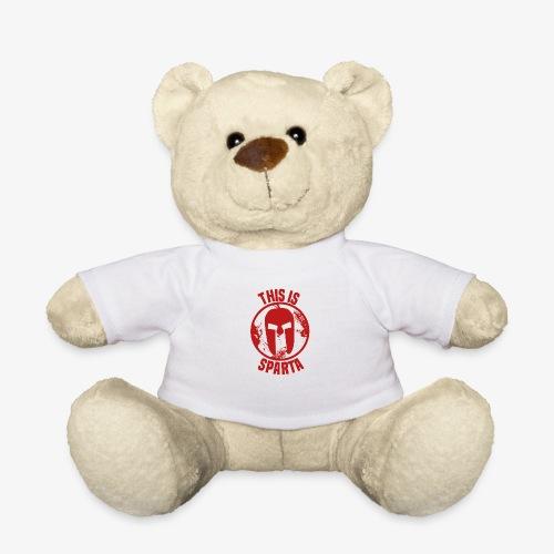 this is sparta - Teddy Bear