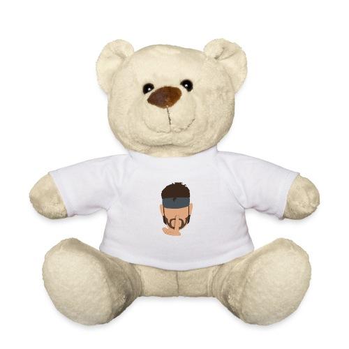 Solid Snake Simplistic - Teddy Bear