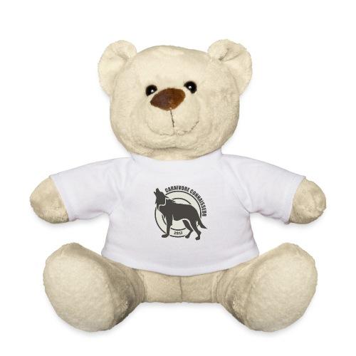 Fleischfresser - Grillshirt - Der mit dem Wolf heu - Teddy