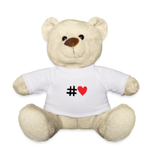 #Love - Teddybjørn