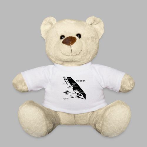 Crewshirt Urlaub Motiv Kroatien - Teddy