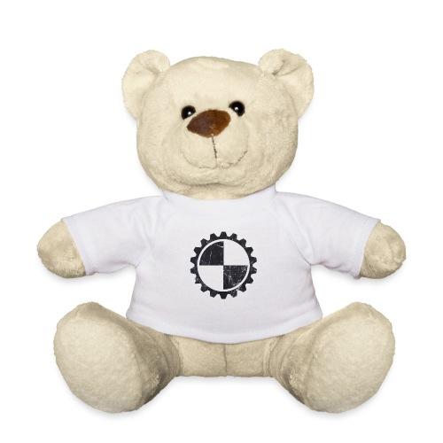 SCRATCHED LOGO DARK - Teddy